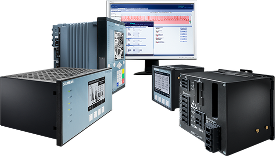 Bild von Siemens Power Quality - Messungs & Analyse Tools